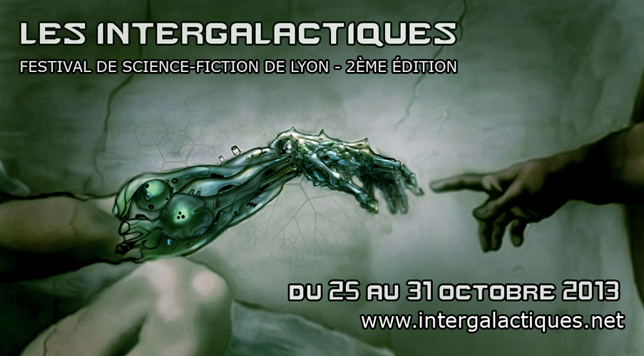 Les Intergalactiques | Festival de Science-Fiction @ MJC Monplaisir | Lyon | Rhne-Alpes | France