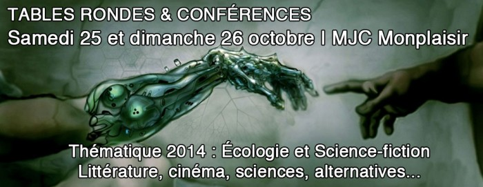 Tables rondes science-fiction 2014