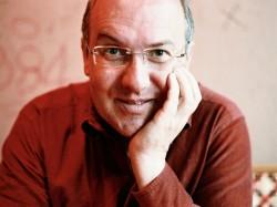 Alain Damasio - Photos Adrien Barbier Ruzdic