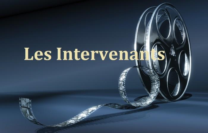 Les Intervenants Intergalactiques 2014