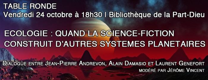 ECOLOGIE : QUAND LA SCIENCE-FICTION CONSTRUIT D'AUTRES SYSTÈMES PLANÉTAIRES