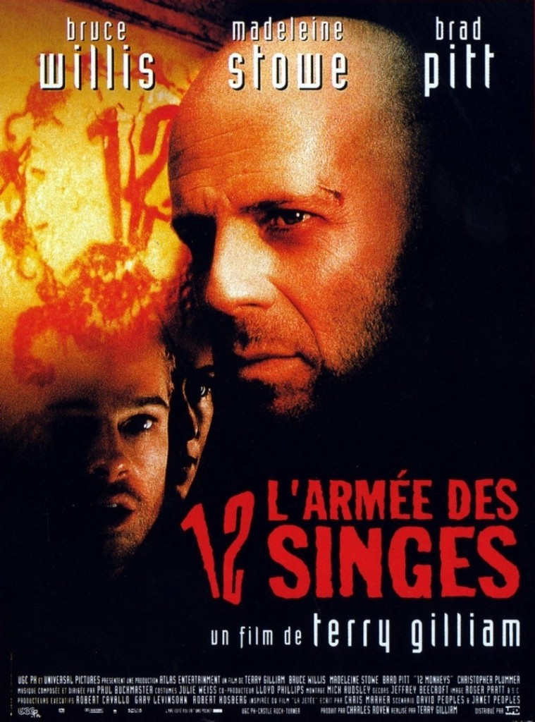 L'Armée des 12 Singes, de Terry Gilliam