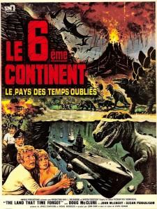 Le Sxième Continent - Affiche 1