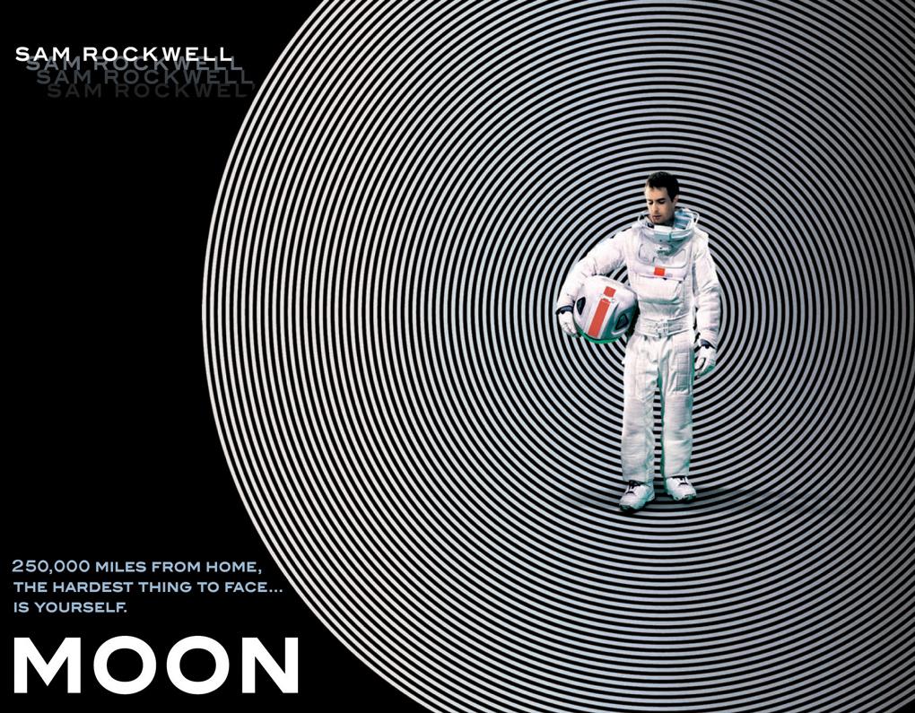 Moon - Affiche 1