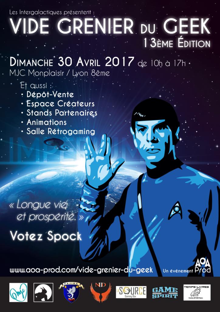 VGG 2017 - Affiche