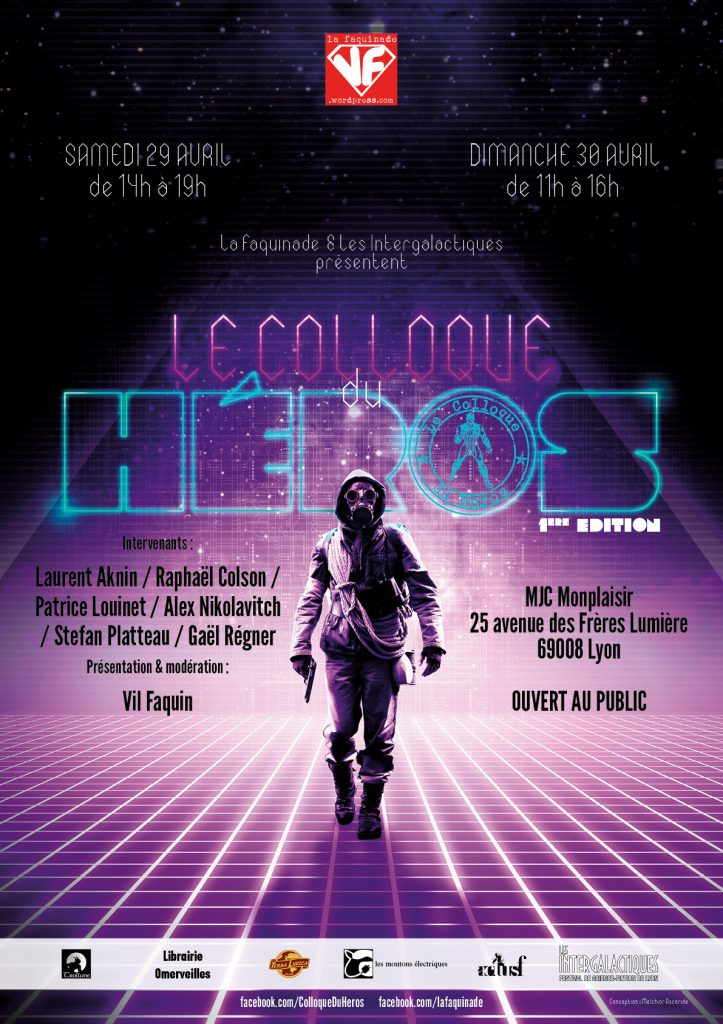 Le Colloque Du Heros 2017