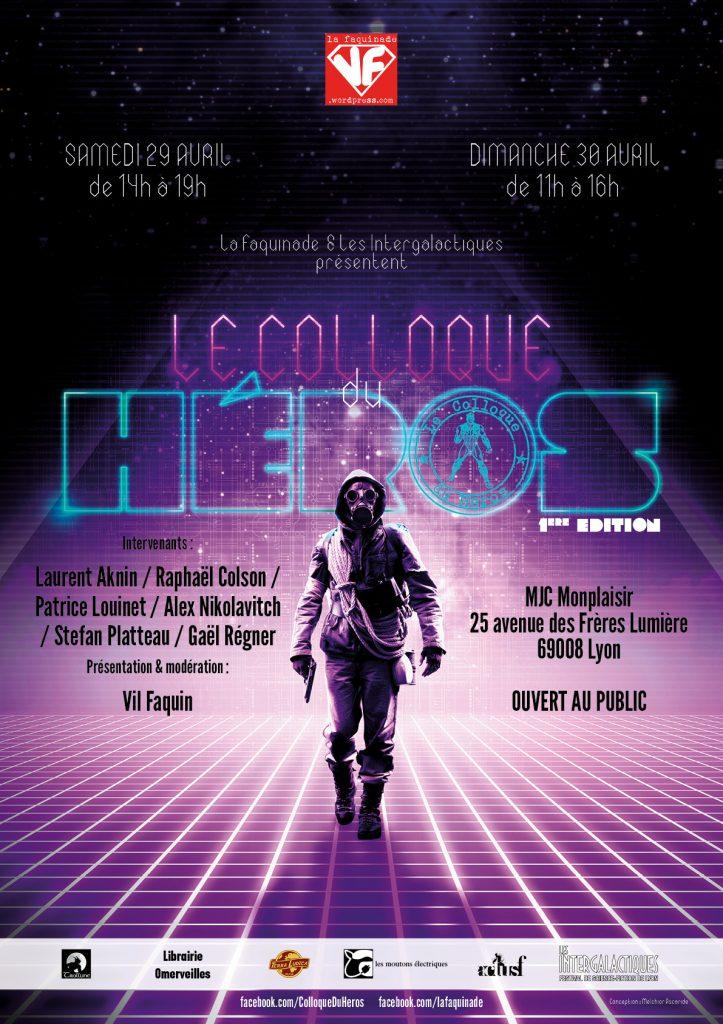 Le Colloque Du Heros 2017