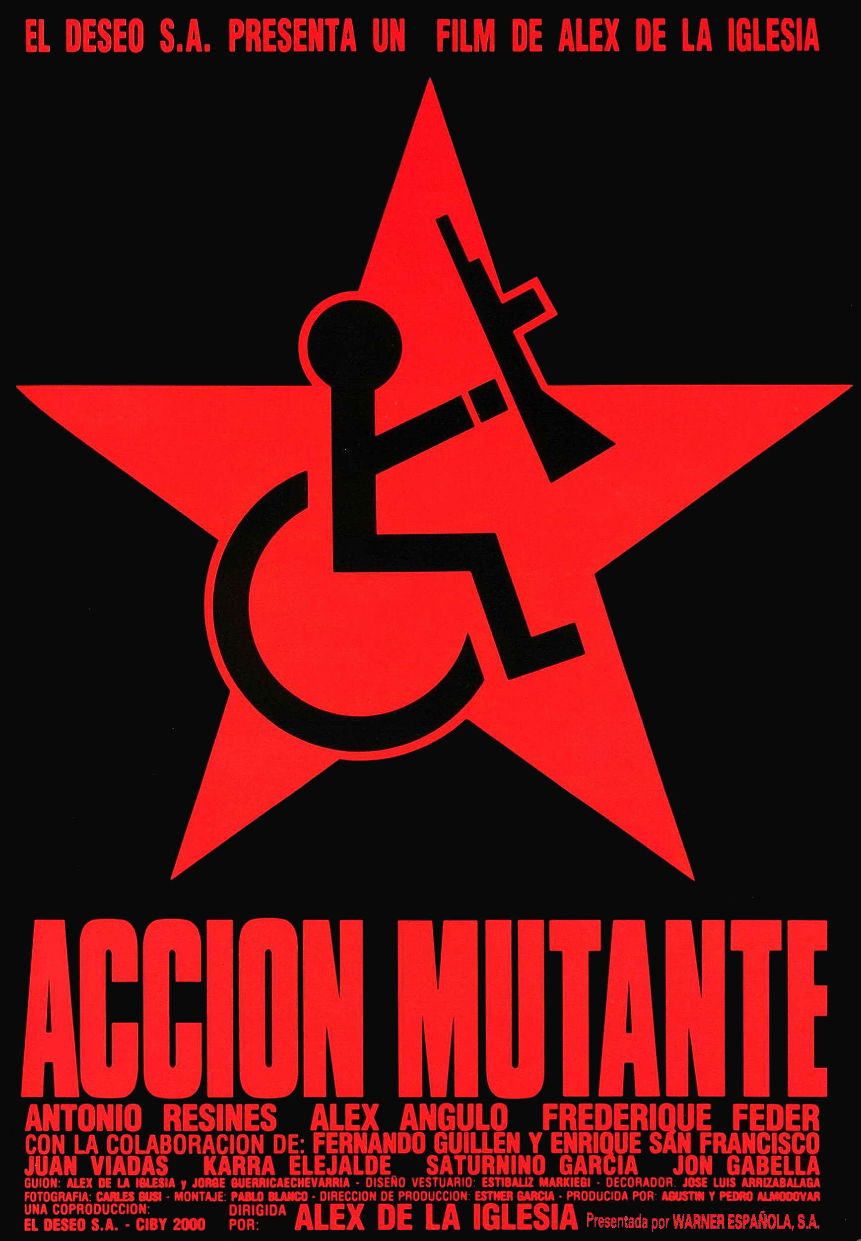Action Mutante 2
