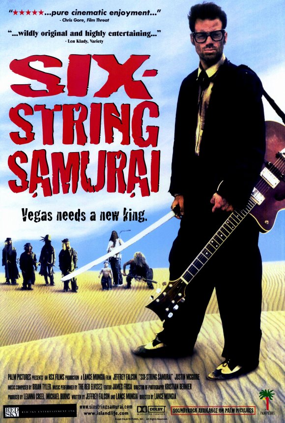 Six-Strings Samuraï - 2