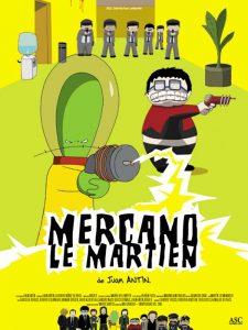 Mercano - Affiche