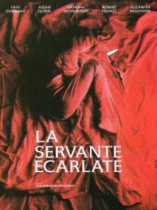 L Servante Ecarlate - Affiche
